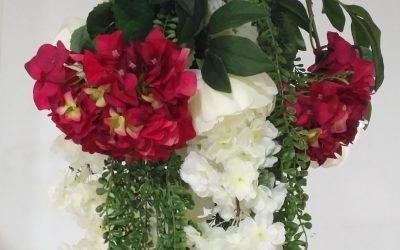 Las preciosas hortensias